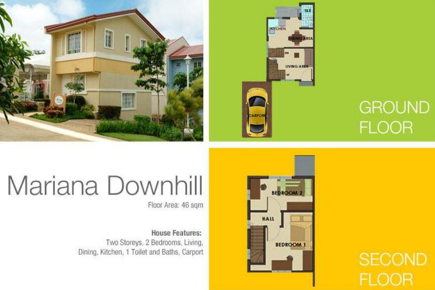Mariana Downhill model house