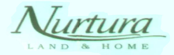 nurtura land & home logo