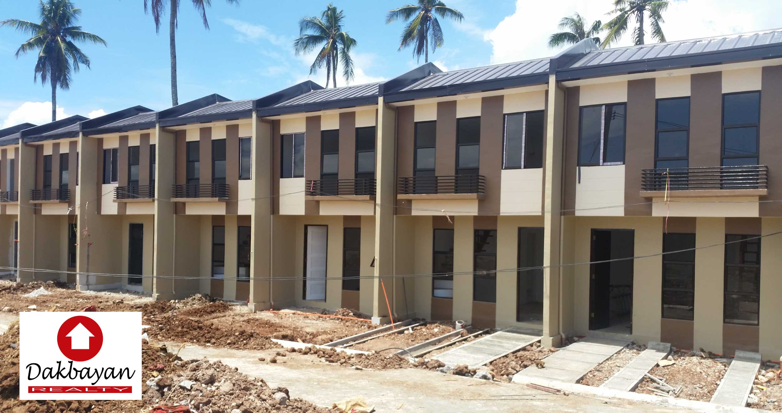 Dakbayan realty blog davao real estate local info for Townhouse construction cost