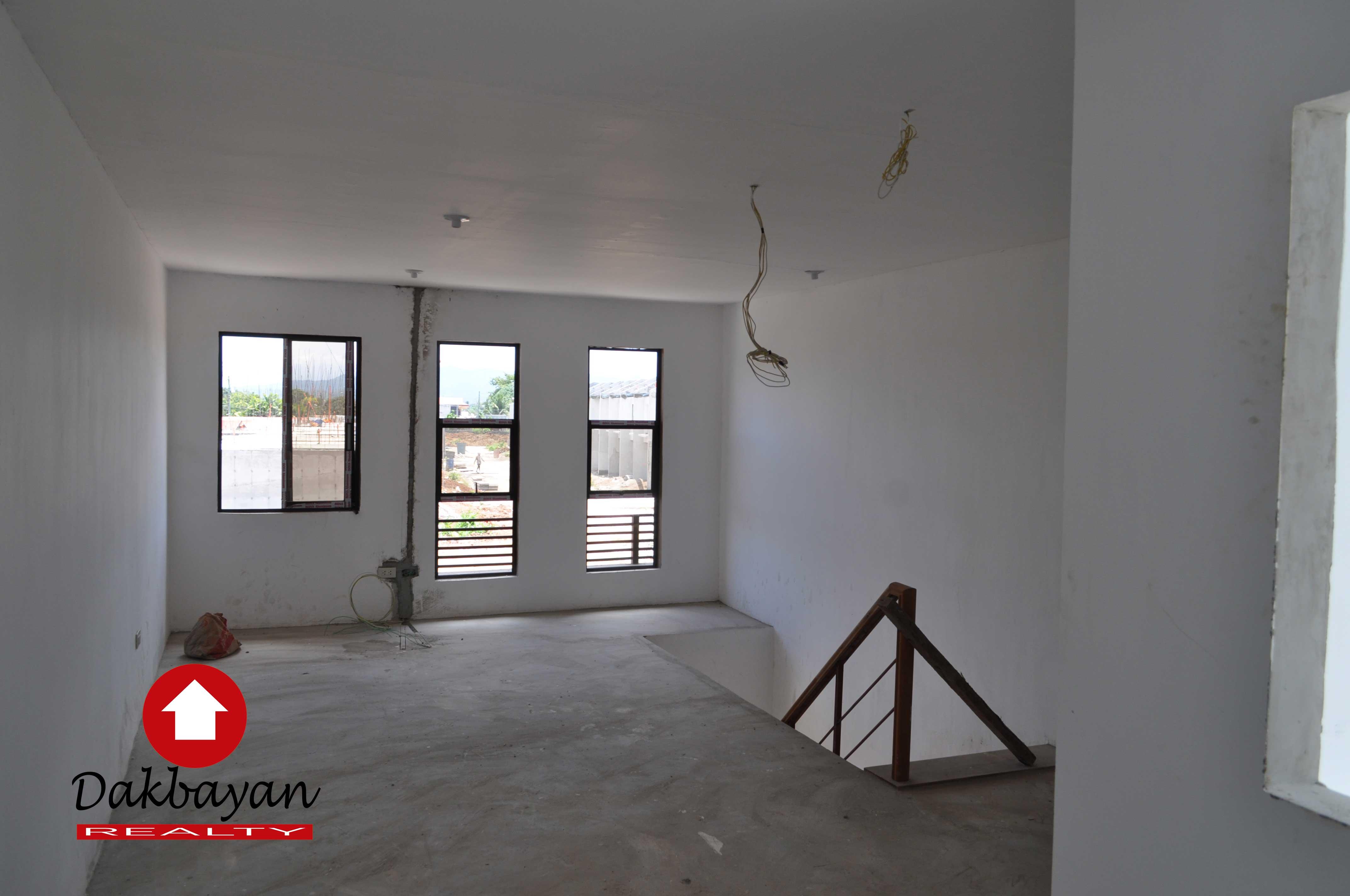 second floor of Portville Davao Townhouse