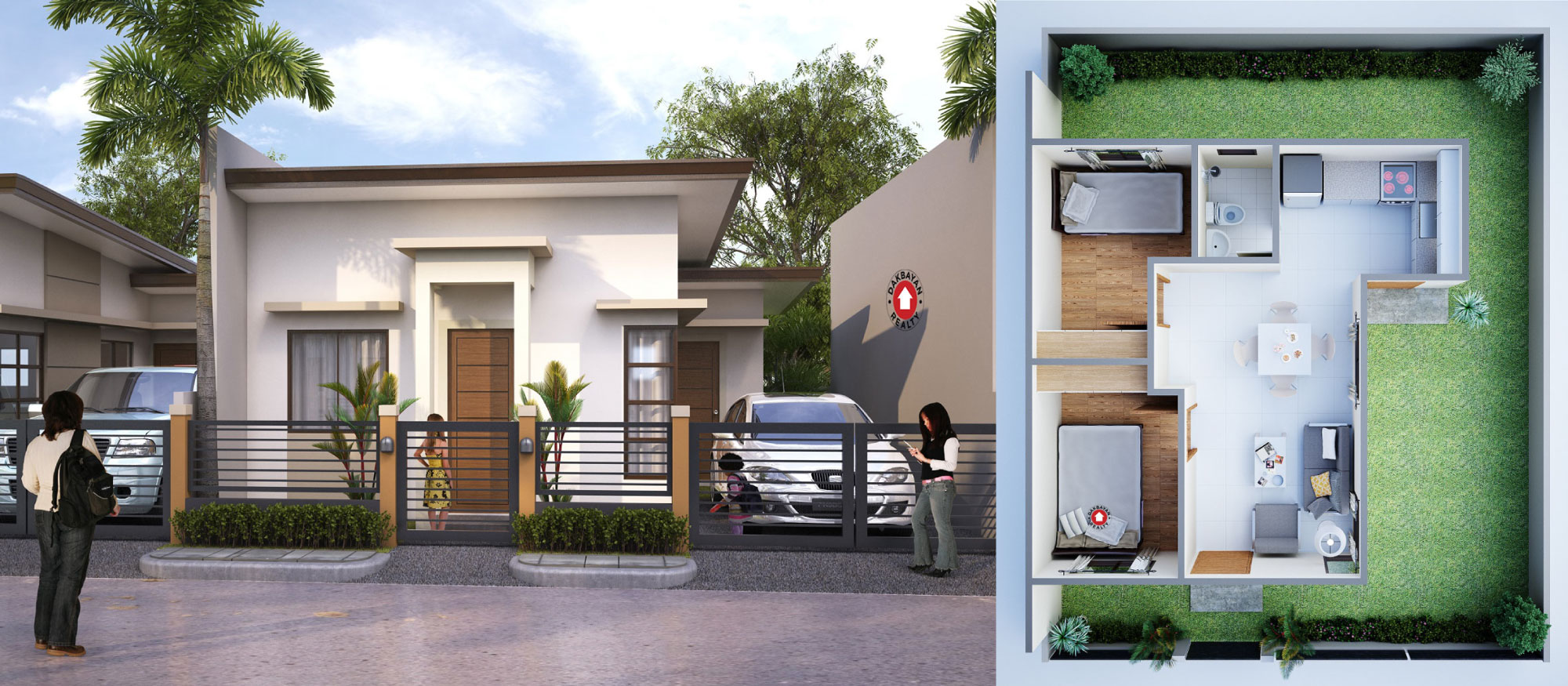 granville crest gabriel model house