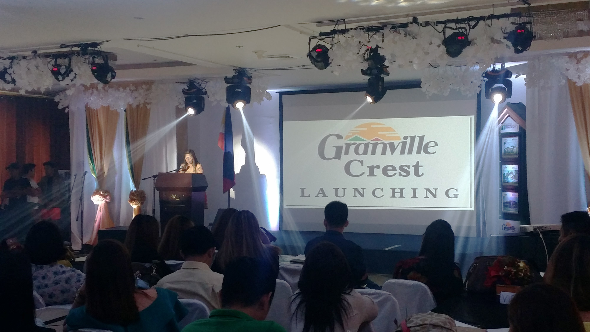 granville crest davao subdivsiion launching