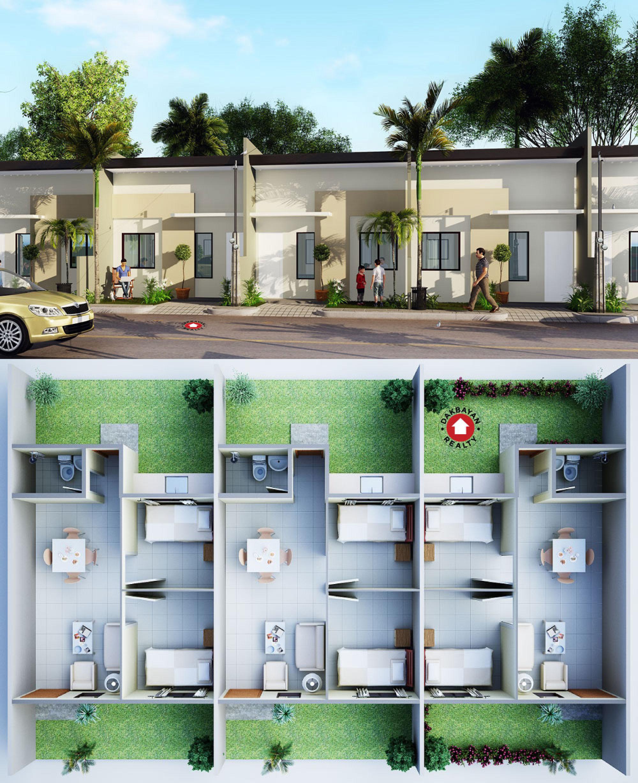 rafael model house - artist rendering
