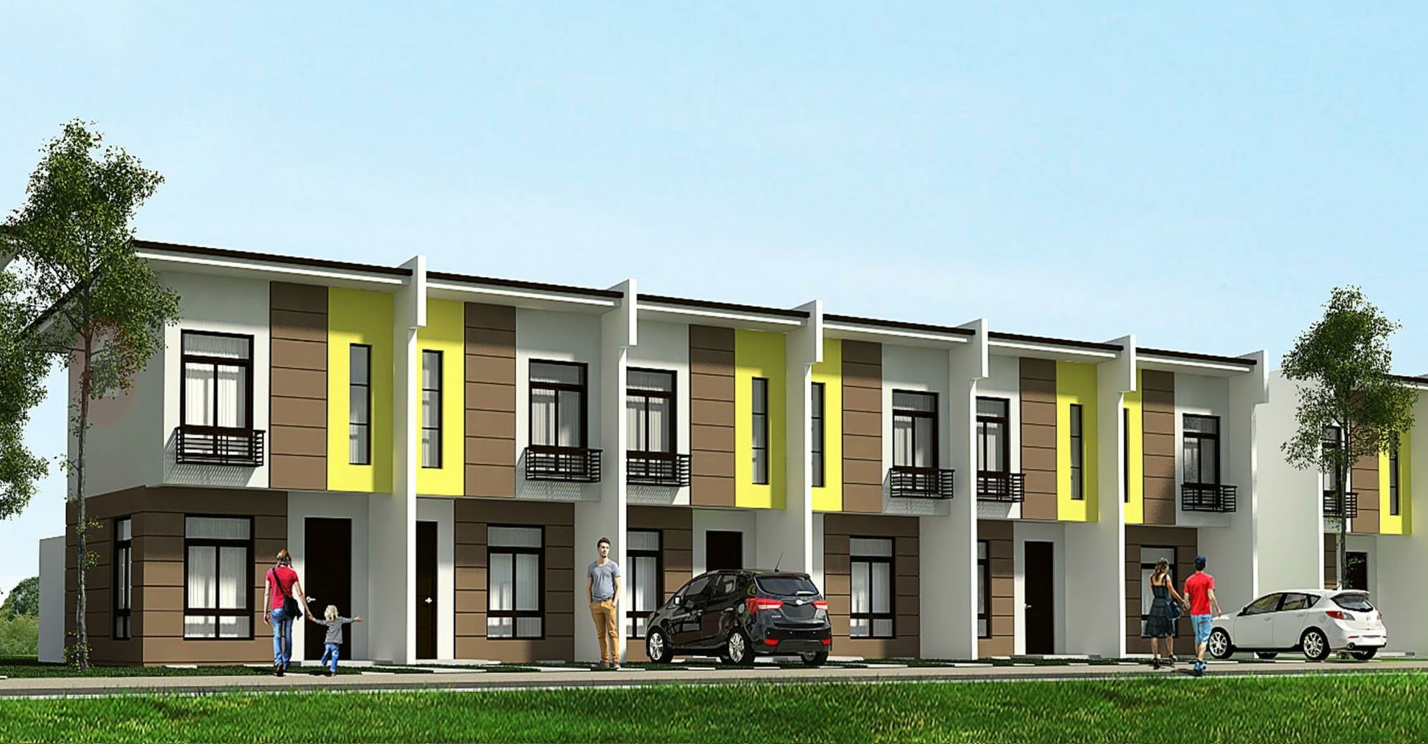 Carcar City  Square Meter House Design