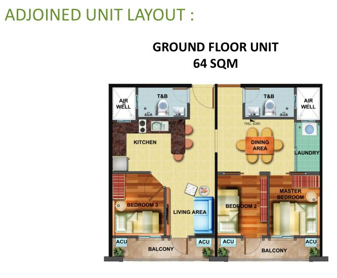 Own affordable condominium in davao city that can be for 4 unit condo plans