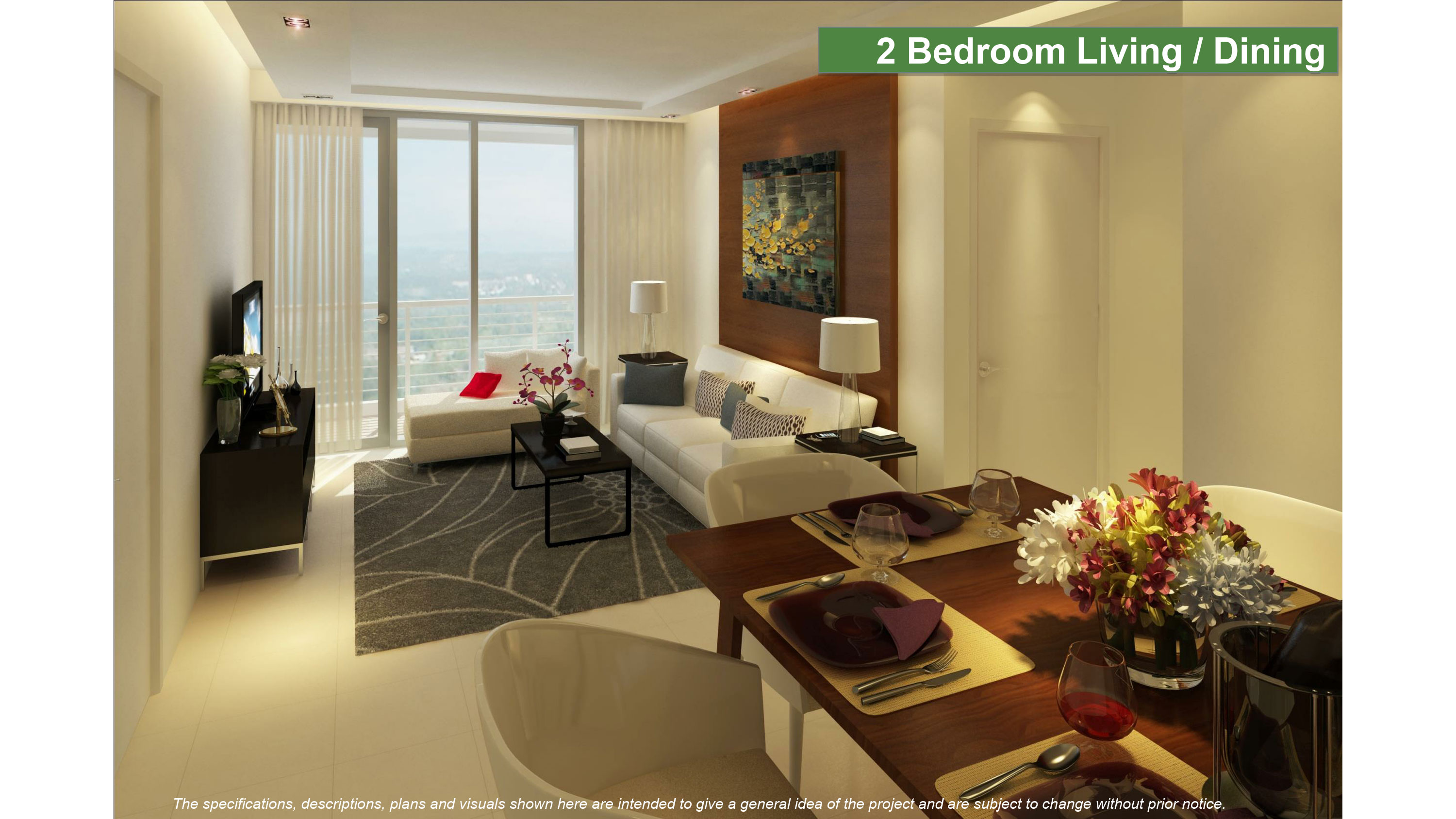 Index of davao condo one lakeshore drive for One bedroom condo design