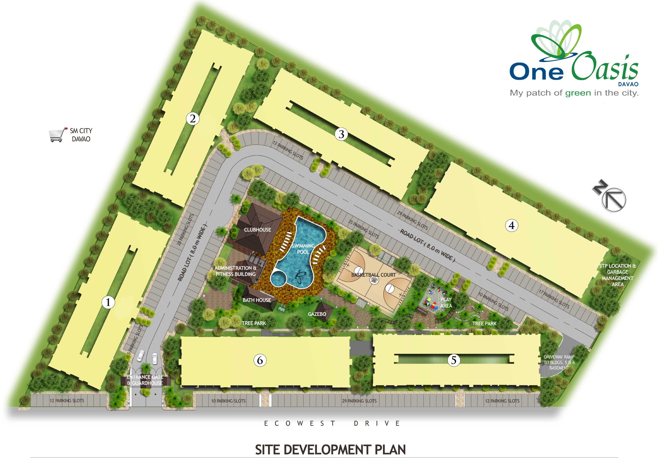 one oasis davao  buy resort inspired condo community by