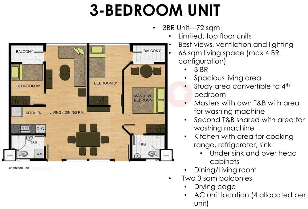 bedroom condo  clandestin, Bedroom designs