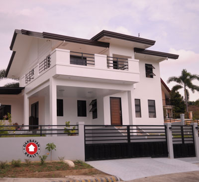 photo of house for sale in la vista monte, balusong, matina, davao city