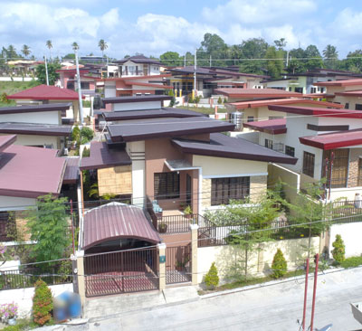 photo of Bungalow House and Lot for Sale at Celerina Heights Subdivision