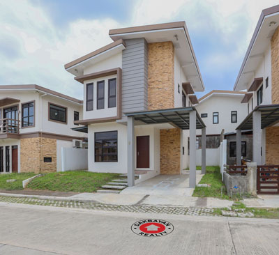 photo of house for sale in damosa fairlane subdivision, davao city