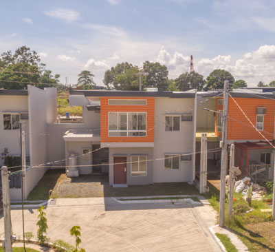 photo of 2-Story House and Lot for Sale at Diamond Heights Subdivision