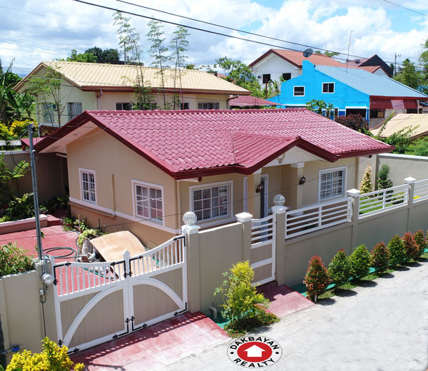 House And Lot For Sale At South Villa 2 Subdivision