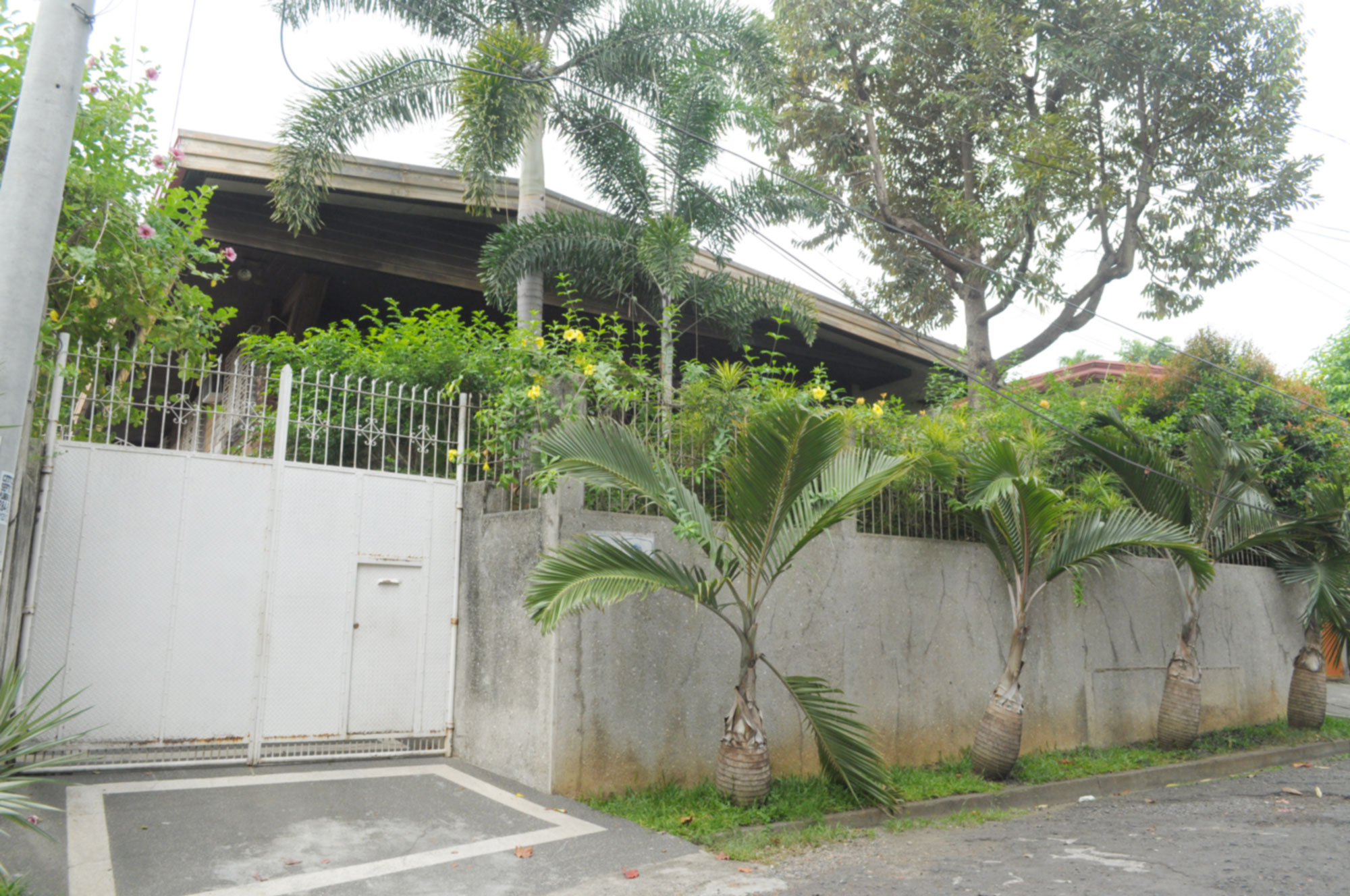 House For Sale In Gsis Heights Subdivision Matina Davao