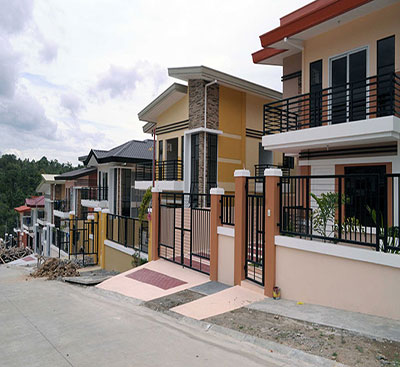 photo of Ilumina Estates Subdivision Houses
