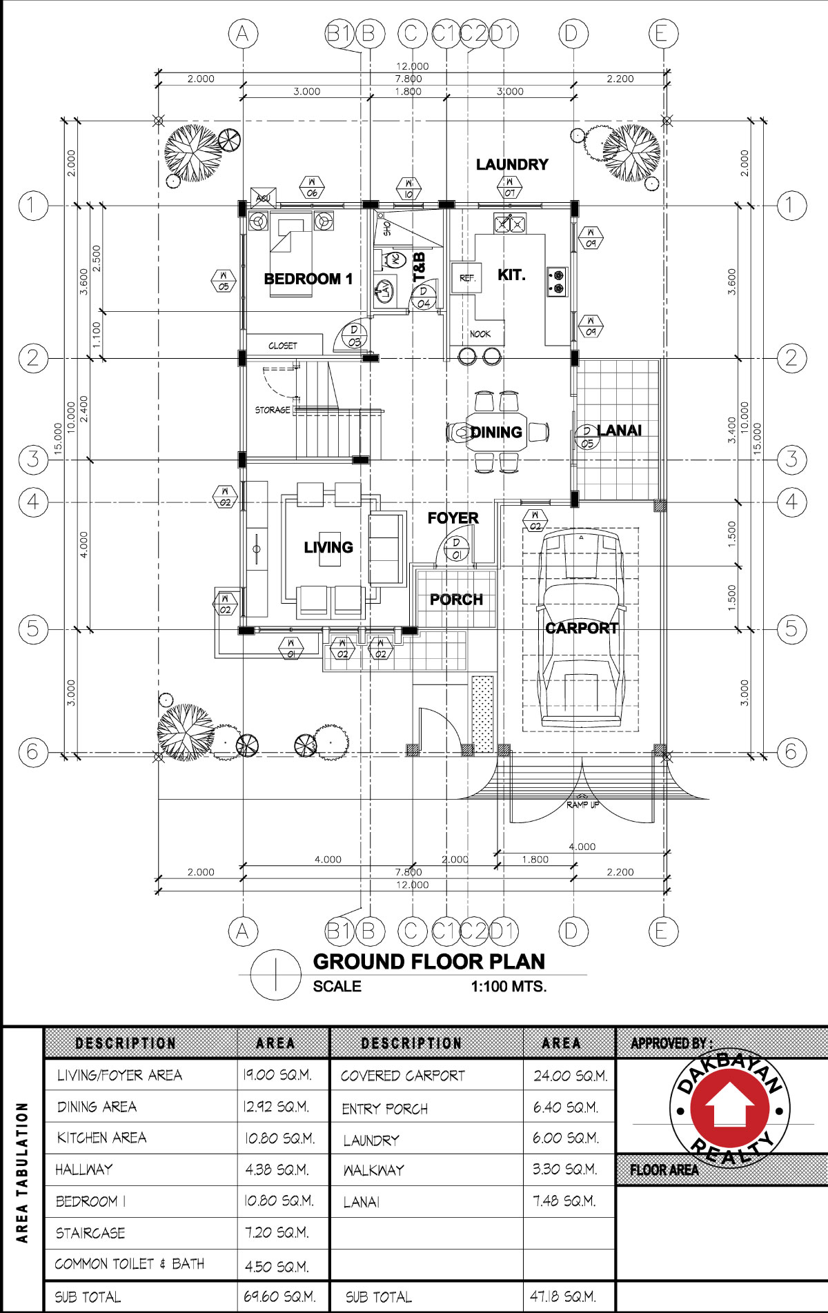 2 storey apartment floor plans philippines 28 images 2 Apartment floor plan philippines