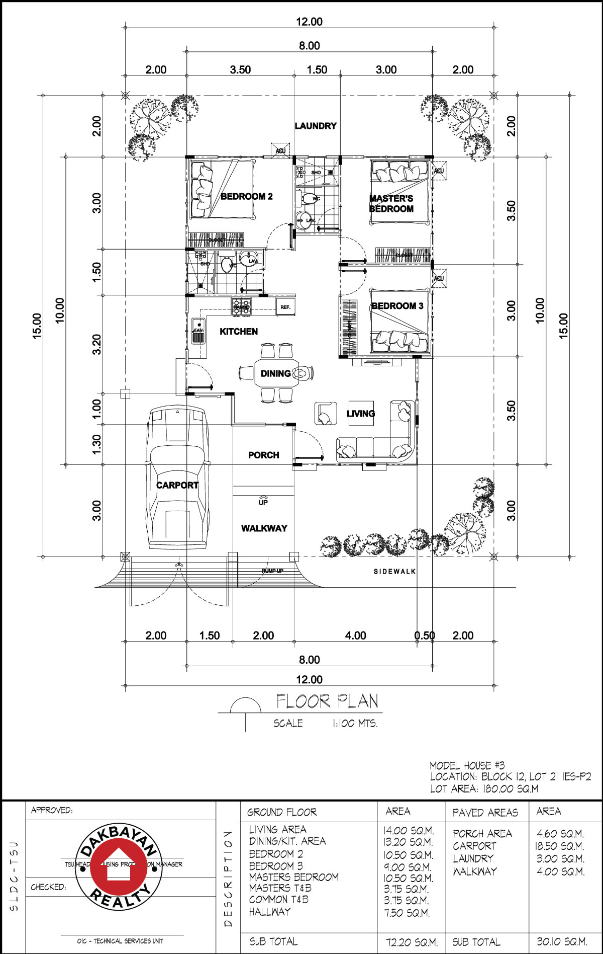 100 bungalow house floor plan philippines floor for Bungalow house floor plan philippines
