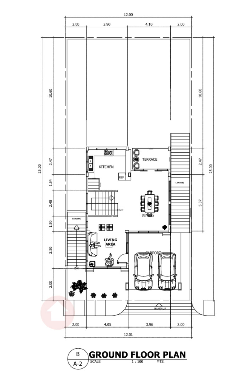 Brand new 3 level house and lot for sale in monteritz for Brand new house plans