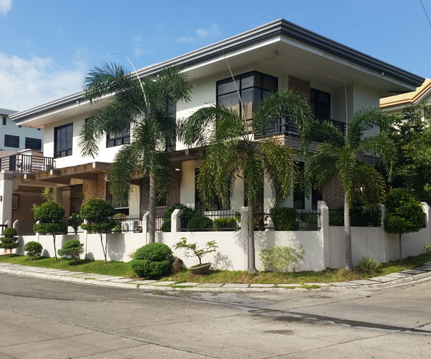 2-Storey Residential House And Lot For Sale In Monteritz
