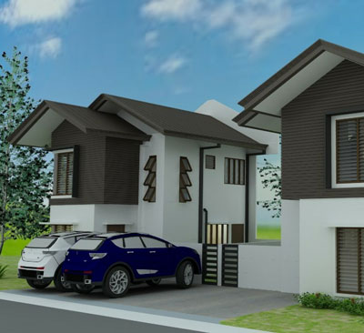 2-Storey House in Narra Park Residences