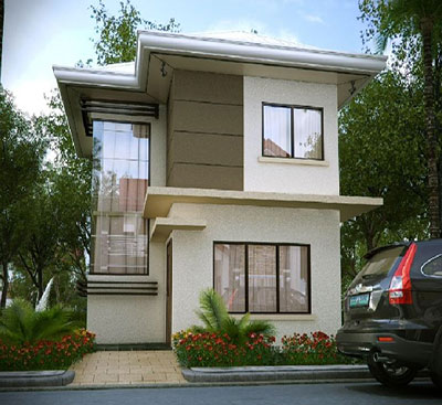 2-Storey Camille Model House in Prestige Subdivision