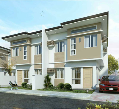 2-Storey Florentine Model House in Diamond Heights Subdivision