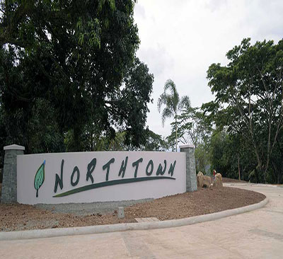 Photo of Northtown entrance