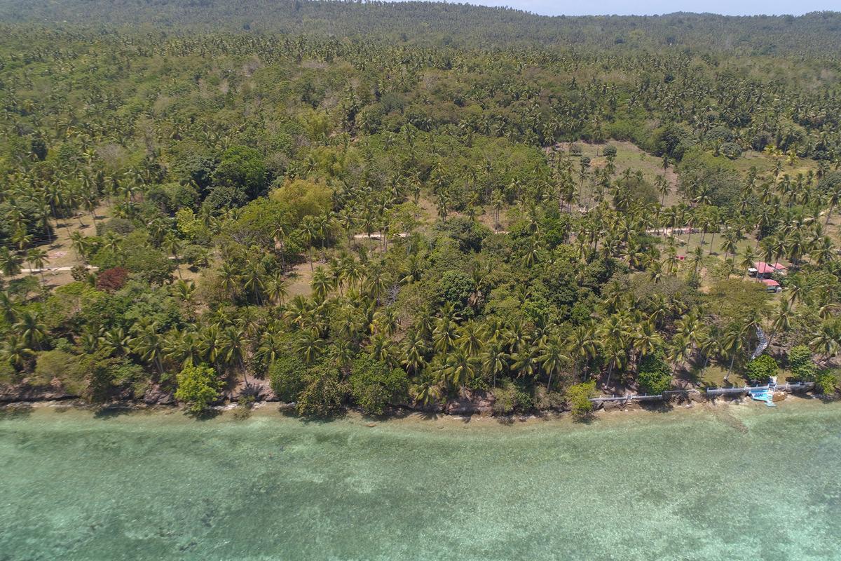 Beach Lot 20,952 Square Meter For Sale at Sta. Cruz, Talikud Island ...