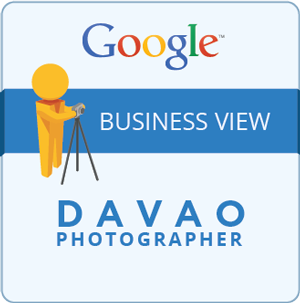 tab logo of google business view photographer davao
